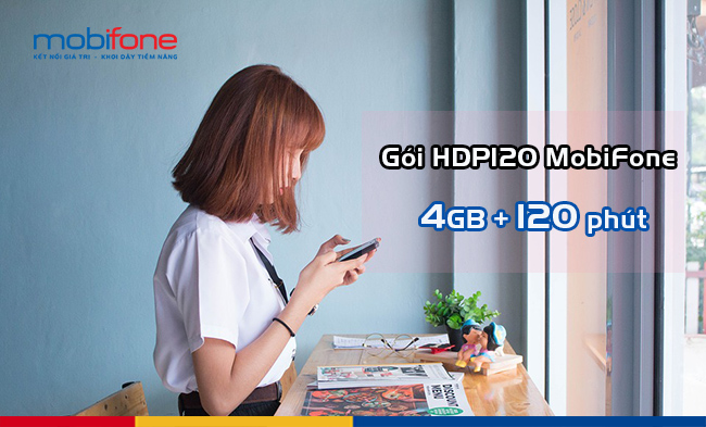 gói HDP120 Mobifone