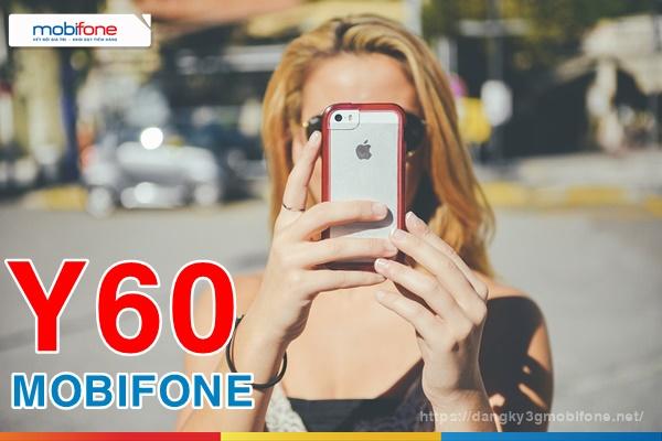 gói Y60 Mobifone