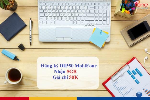 gói DIP50 Mobifone