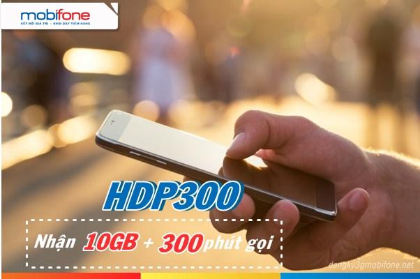 gói HDP300 Mibifone