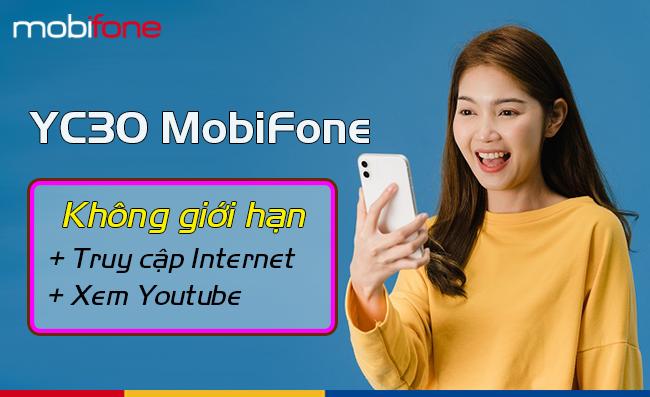 gói YC30 Mobifone