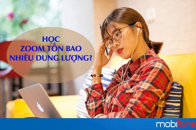 học online tốn bao nhiêu gb dung lượng