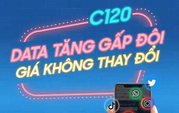 Bạn đã biết gói C120 Mobifone tăng lên 4GB/ ngày
