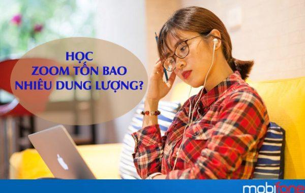 Có Mobifone học online không còn là nỗi lo thiếu dung lượng
